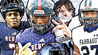 Tennessee Football!!🔥  West High vs Farragut High   Knoxville got Ballers!   #UTR Highlight Mix