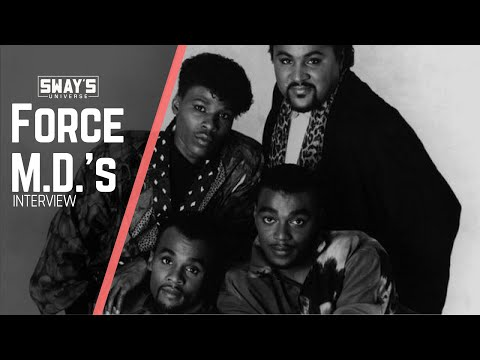 The Legendary Force M.D.'s On Their Iconic Careers & Working With New Edition, Janet Jackson & More