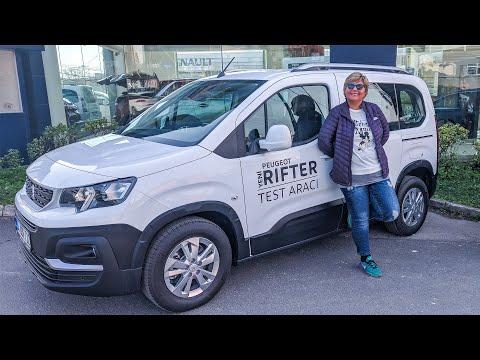 Yeni Peugeot Rifter | Otomobil gibi Hafif Ticari | Türkiye Lansmanı | İnceleme ve Test Sürüşü