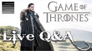 Game of Thrones Season 8 Predictions Q&A