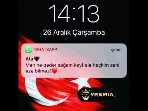ATA SƏNSƏN MƏNİM ARXAM-DAYAĞIM