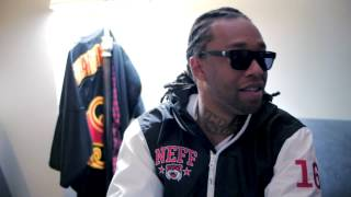 Ty Dolla $ign Teaches Herbal Remedies 101 (February 2014)
