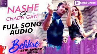 Nashe Si Chadh Gayi Song Instrumental Music | Befikre | Ranveer Singh |  Arijit Singh | HR MUSIC HD