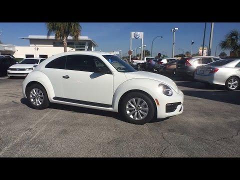 2017 Volkswagen Beetle Orlando, Sanford, Kissimme, Clermont, Winter Park, FL 17209
