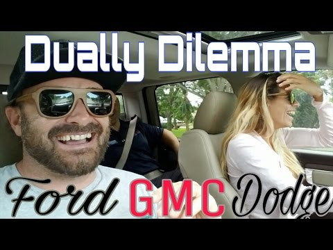 Dually Dilemma - Ford, GMC, or Dodge? | RV Tow Rig | 19. Road Warrior Life