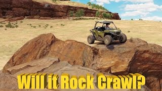 Forza Horizon 3 Will It Rock Crawl? Polaris RZR