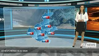 A3 news treviso 13/12/2020 - le previsioni meteo di antenna tre. ogni giorno al termine dei nostri telegiornali disegniamo gli scenari per ore e ...