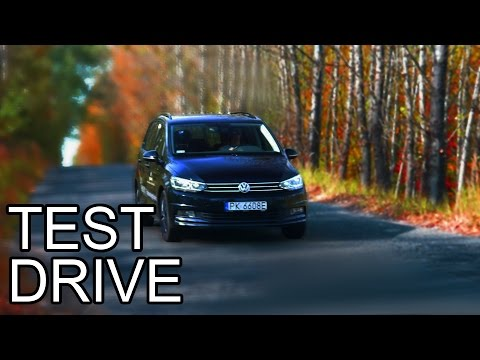 vw touran 2 0 tdi 150 hp test sound light and drive. Black Bedroom Furniture Sets. Home Design Ideas