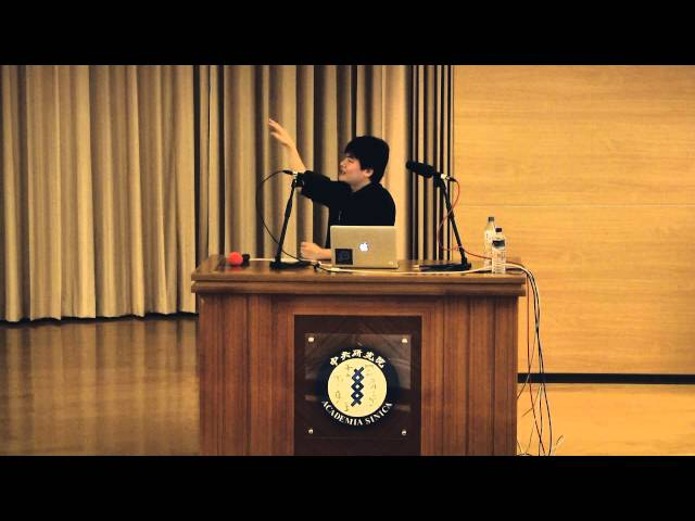 Image from R0 DAY1-04 The Future of GUI Programming with Python - Tzu-ping Chung (PyCon APAC 2015)