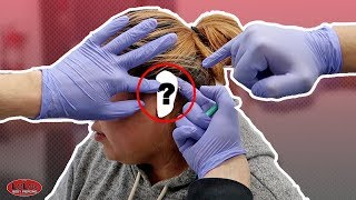THE MOST COMPLICATED PIERCING EVER!!!