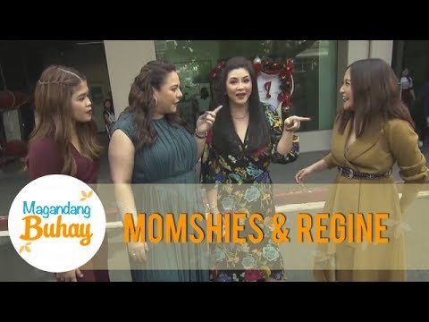 Magandang Buhay: Momshies welcome Regine Velasquez Alcasid