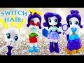 My Little Pony Equestria Girls Minis RARITY Switch 'n Mix Fashions Playset Review