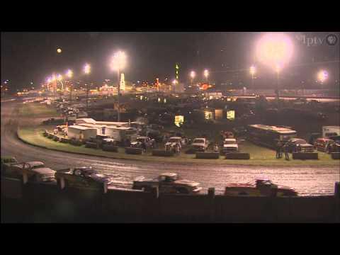 Dirt Track Racing (Part 1) - Iowa State Fair 2011