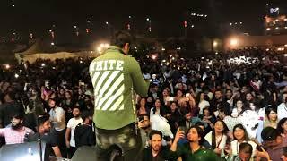 Gambar cover Zaroorat - ROXEN and Mustafa Zahid live  at UCP Lahore