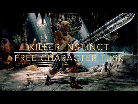 Killer Instinct - Free Rotating Character Tusk - Xbox One ...