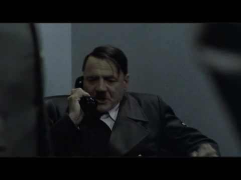 Hitler phones Burger and Fries the Cat