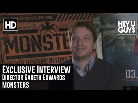 Director Gareth Edwards Exclusive Interview - Monsters