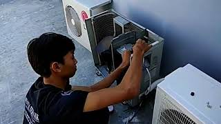 Cara mudah dan sederhana mengiritkan arus pada AC anda, biar tagihan listik anda tidak melonjak