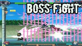 Byakuya Boss Fight - Bleach vs Naruto 3.2