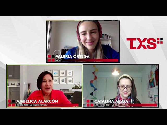 Valeria Ortega en Moov por TXSPlus.com