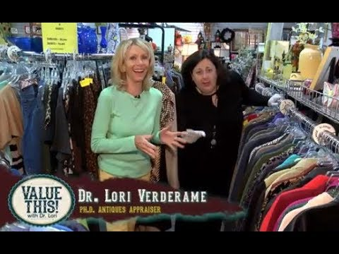 How To Shop For Vintage Clothing At Thrift Stores By Dr. Lori