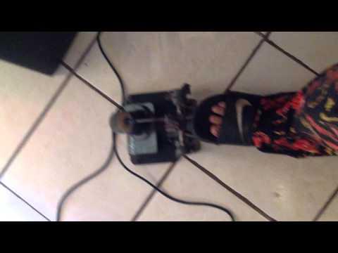 Pedal Roland kd7 kick drum pata electrónica