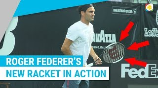Roger Federer's new Wilson Pro Staff RF 97 | Stachis Welt | myTennis