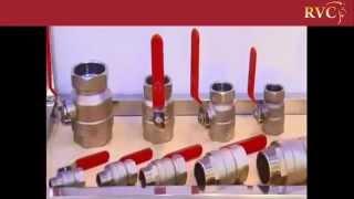 Завод по изготовлению запорной арматуры RVC(Завод по производству запорной арматуры RVC является крупным экспортёром в более чем 30 стран мира. Сантехник..., 2015-11-03T06:35:55.000Z)