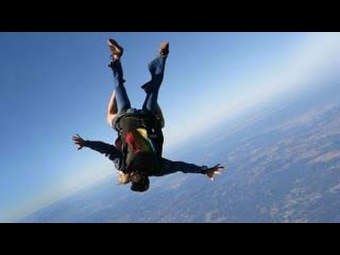 When skydiving goes wrong (compilation) - TomoNews
