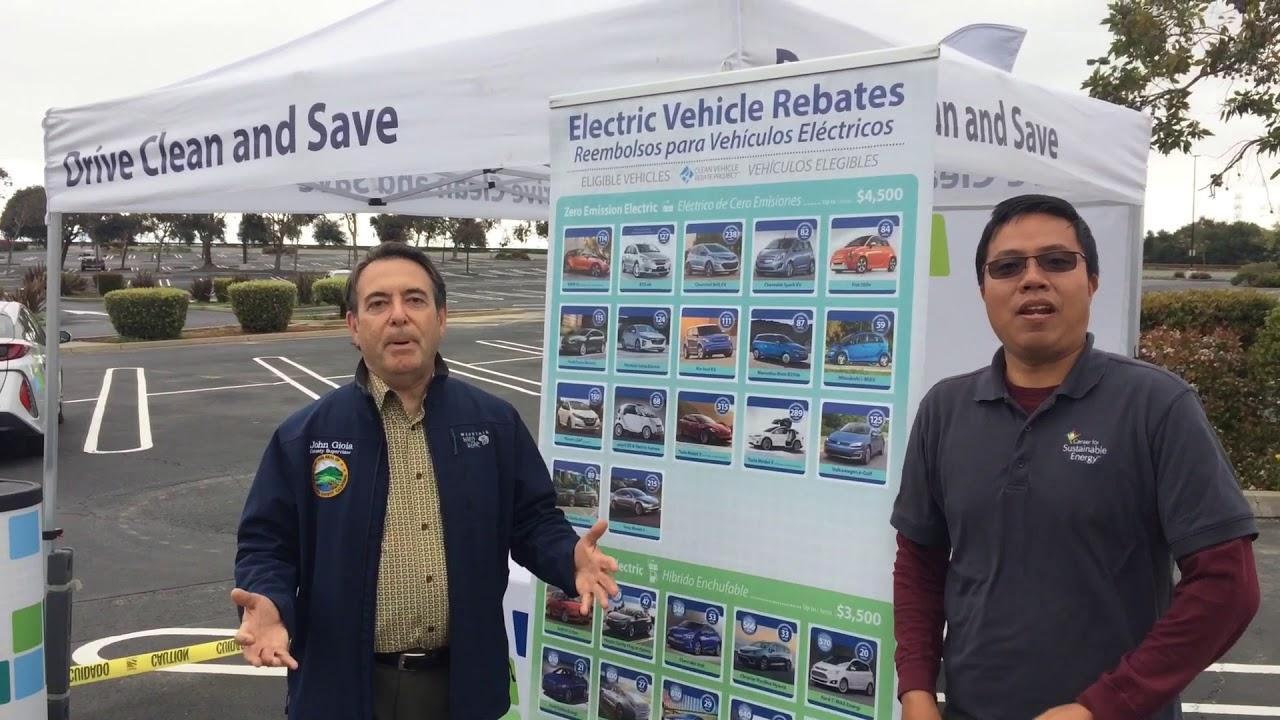 Clean Vehicle Rebate >> Clean Vehicle Rebate Program