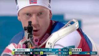 Biathlon Johannes Thingnes Bø -  Apollo (remix)