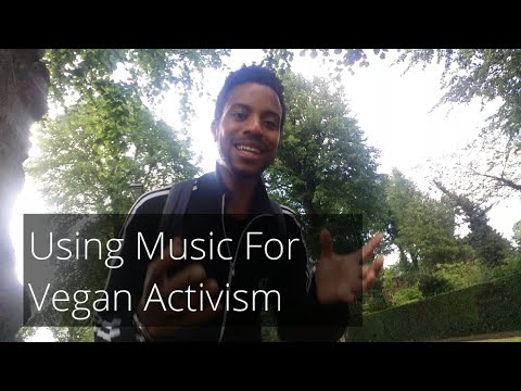 Using Music To Spread The Vegan Message