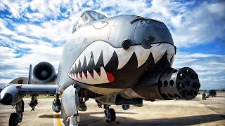 A-10 Warthogs Move Out Of Georgia To Avoid Hurricane Matthew