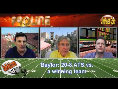 Big 12 Oklahoma Vs. Baylor Bears Betting Preview + Free Pick, Nov. 14, 2015
