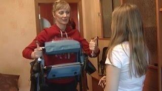 Омичка пытается научиться ходить заново после неудачной операции