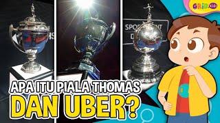 Apa Itu Piala Thomas dan Uber? Sejarah Olimpiade Thomas dan Uber Cup 2021