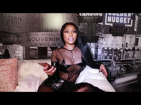 An Exclusive Nicki Minaj Interview