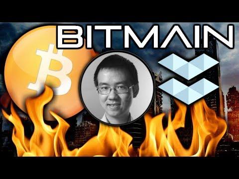 Jihan Wu Fired? Bitmain Done! Elastos Merge Mining? Roger Ver, Binance and Ripple $XRP