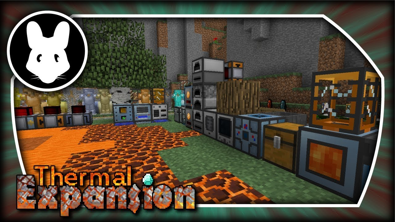 Thermal Expansion - Feed The Beast Wiki