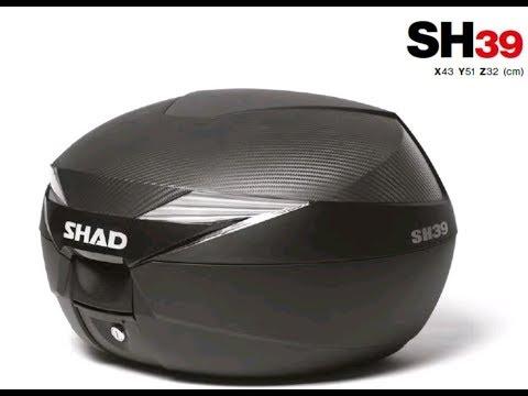 Кофр багажный SHAD SH-39, 39 литров