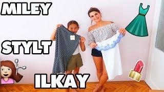 MILEY ENTSCHEIDET ILKAYS OUTFIT - STYLING VON MILEY | TBATB
