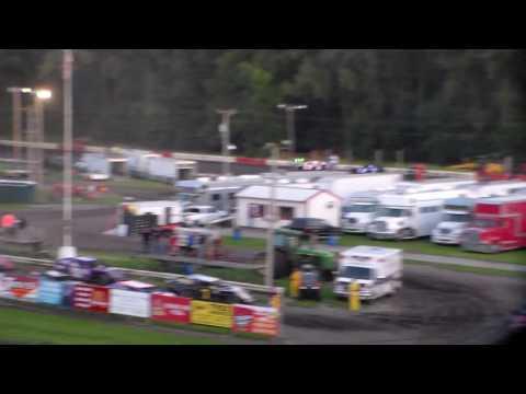 Bmod Heat 2 @ Hamilton County Speedway 08/25/16