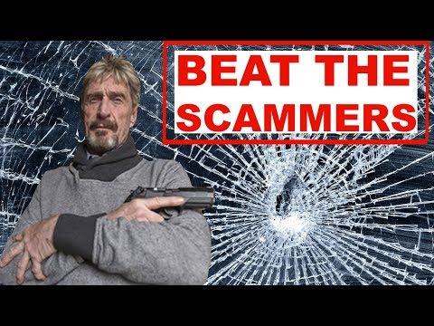 John McAfee Crackdown on Crypto/ICO Scams