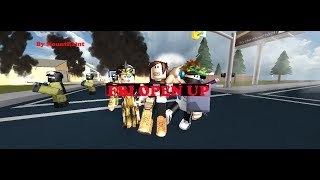 Fbi Open Up (Abierta del FBI) Cortometraje de Roblox ( Roblox Short Movie) Part.#1