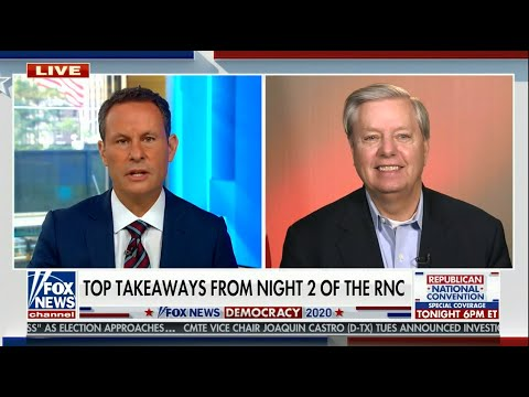 Graham Discusses Protests and Comey Investigation Updates