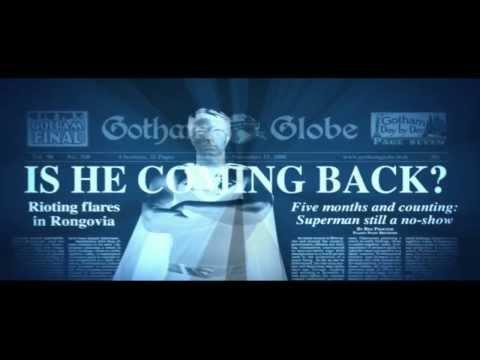 Superman Returned- A Tomahawk Re-Edit Trailer