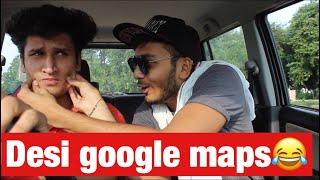 Desi google maps vine Elvish yadav
