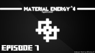 Material Energy ^4 Ep 7 (Fluxed Crystals) - Minecraft [FR]