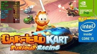 Garfield Kart Furious Racing (GT 740M/GT 825M/GT 920M) [Medium]