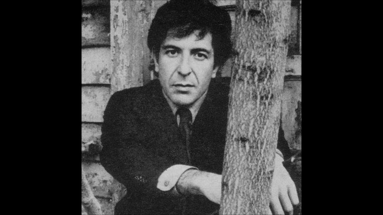Leonard cohen hey that 39 s no way to say goodbye high for Leonard cohen music videos